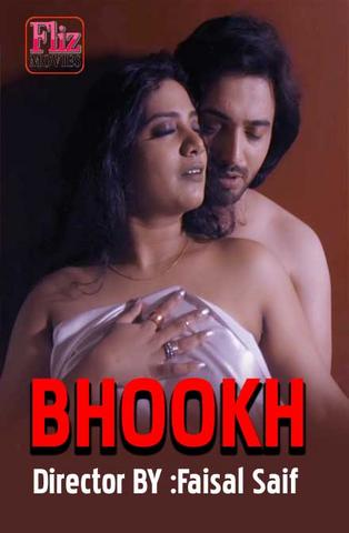 18+ Bhookh 2020 FlizMovies Hindi S01E05 Web Series 720p HDRip 160MB Download & Watch Online