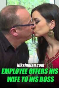 18+ Employee's Wife 2020 NiksIndian English Adult Video 480p HDRip 200MB Download & Watch Online