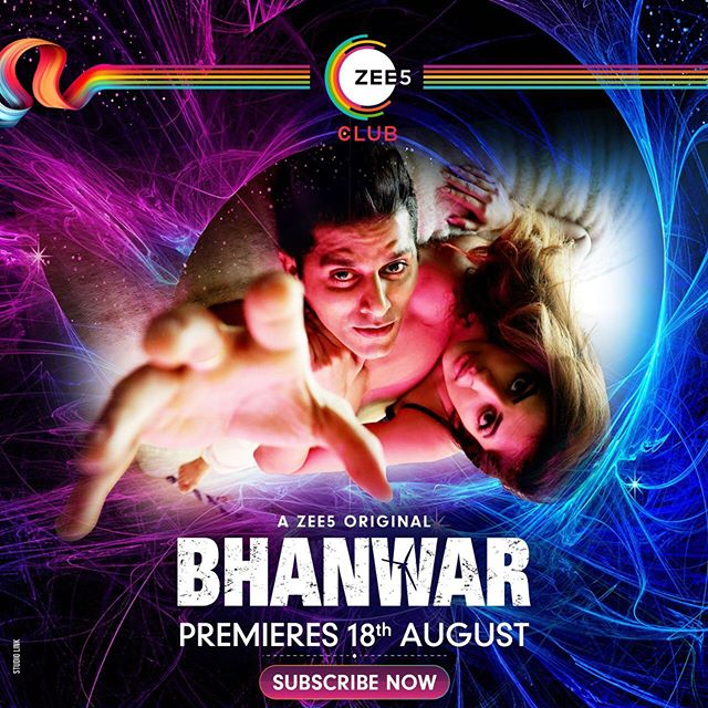 You are currently viewing 18+ Bhanwar 2020 Hindi Complete Zee5 Web Series 720p HDRip 600MB  Download & Watch Online