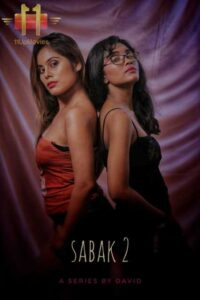 18+ Sabak 2 2020 Hindi S02E03 Hot Web Series 720p HDRip 200MB Download & Watch Online