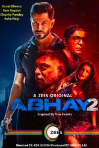 Abhay 2020 Hindi S02E06 Zee5 Web Series 720p WEB-DL 300MB Download & Watch Online