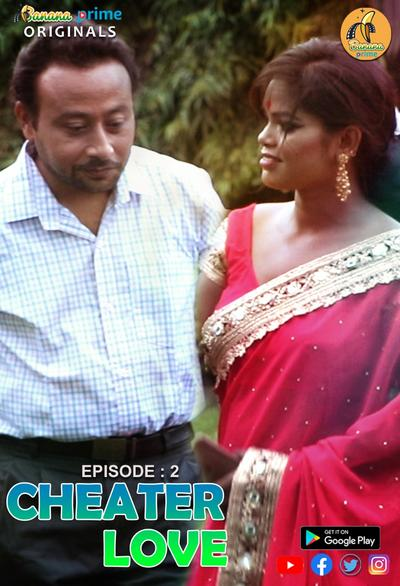 Cheater Love 2020 Hindi S01E02 Hot Web Series 720p HDRip 150MB Download & Watch Online