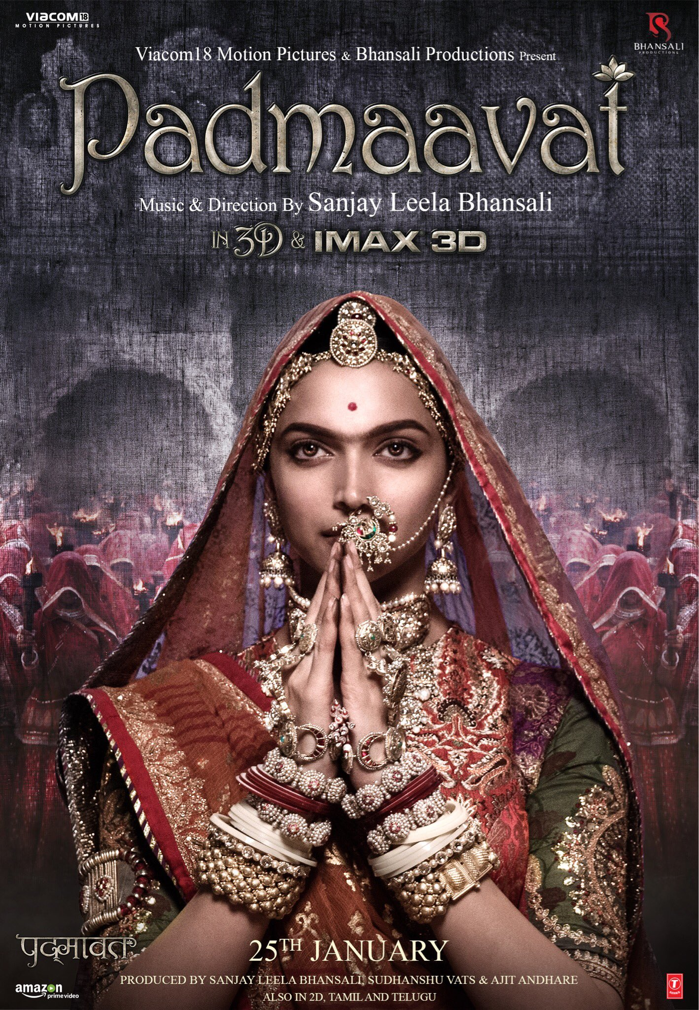 You are currently viewing Padmaavat 2018 Hindi 720P Blu-Ray 1.3GB Download & Watch Online