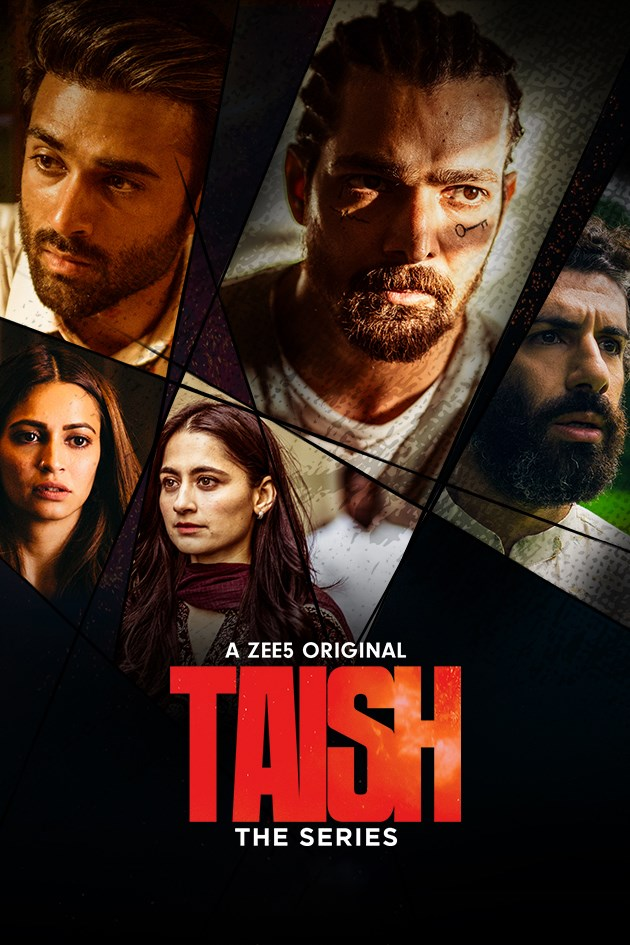 You are currently viewing Taish 2020 Hindi S01 Complete Web Series 480p HDRip 500MB Download & Watch Online
