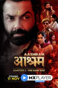 Aashram Chapter 2: The Dark Side 2020 S02 Hindi MX Player Original Complete Web Series 480p HDRip 1.1GB Download & Watch Online