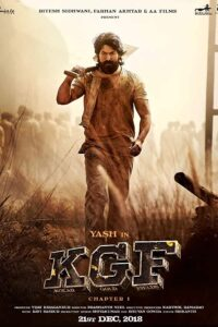 K.G.F: Chapter 1 (Kolar Gold Fields) 2018 Hindi Dubbed South Movie ESubs 720p HDRip 750MB Download & Watch Online