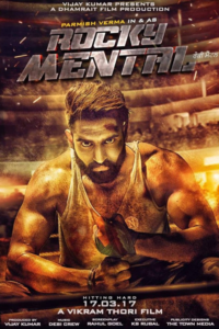 Rowdy Rocky (Rocky Mental) 2020 Hindi Dubbed South Movie 720p HDRip 850MB Download & Watch Online