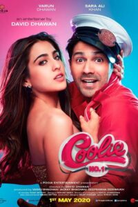 Coolie No. 1 2020 Hindi Bollywood Movie ESubs 720p HDRip 700MB Download & Watch Online