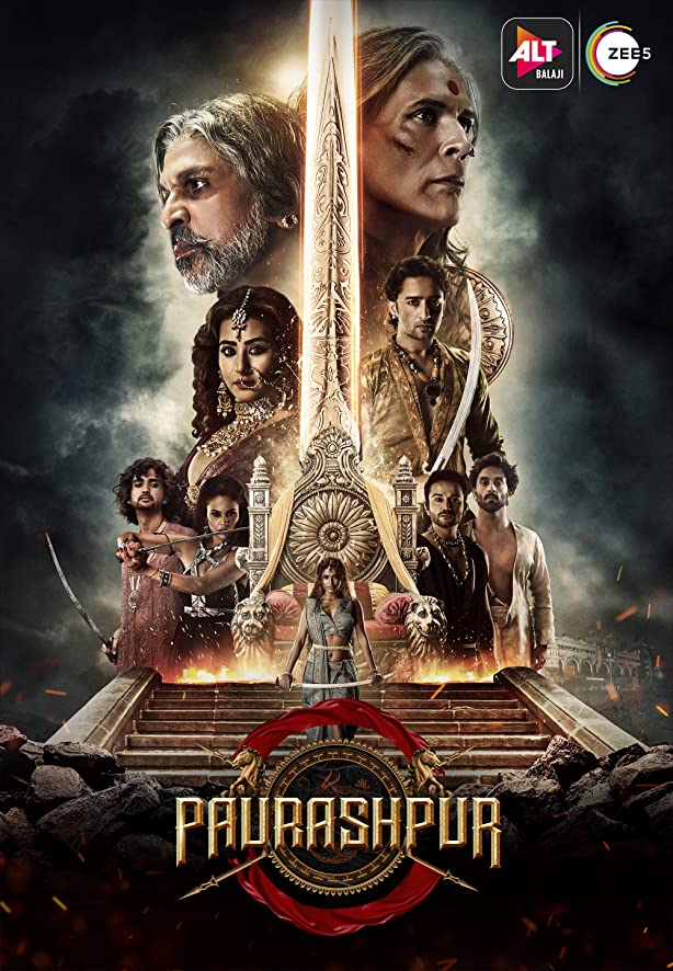You are currently viewing Paurashpur 2020 Hindi S01 Complete Hot Web Series ESubs 720p HDRip 850MB Download & Watch Online