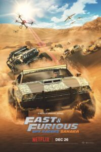 Fast and Furious: Spy Racers 2020 S03 Complete NetFlix Series Dual Audio Hindi+English ESubs 720p HDRip 1GB Download & Watch Online