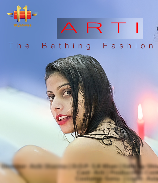 You are currently viewing Bathing of Arti 2021 11UpMovies Originals Hot Video 720p HDRip 100MB Download & Watch Online
