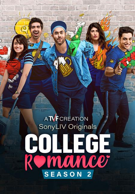 College Romance 2021 Hindi S02 Complete Web Series 480p HDRip 450MB Download & Watch Online