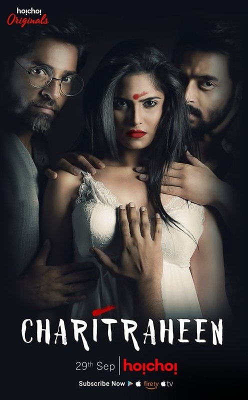 Charitraheen 2018 S01 Complete Series Dual Audio Bengali or Hindi ESubs 480p HDRip 650MB Download & Watch Online