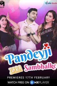 Pandeyji Zara Sambhalke 2021 Hindi S01 Complete Web Series 480p HDRip 250MB Download & Watch Online