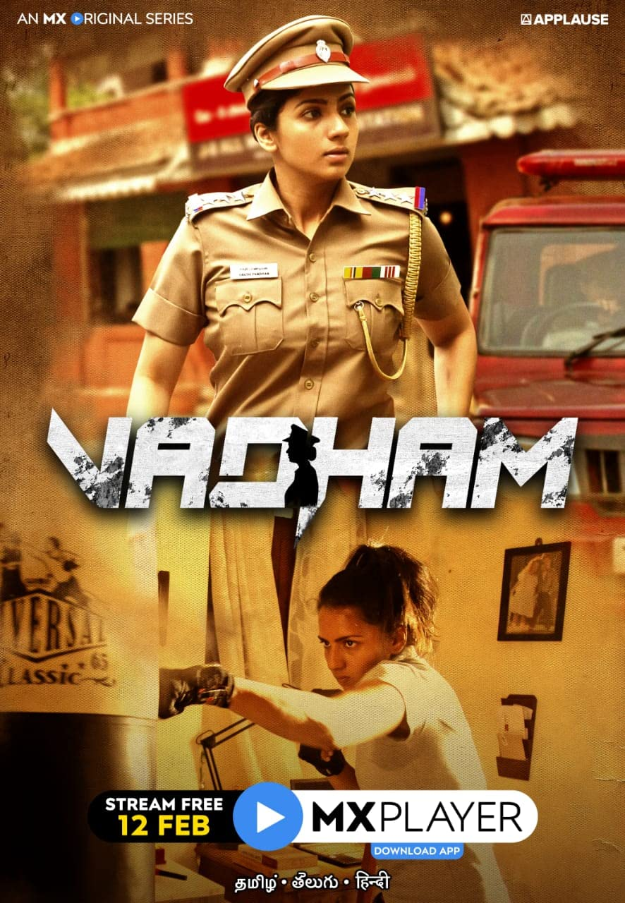 You are currently viewing Vadham 2021 Hindi S01 Complete Web Series 480pHDRip 600MB Download & Watch Online