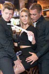 Waiters Have DP Trio In Bar 2021 BraZZers Adult Video 720p HDRip 300MB Download & Watch Online