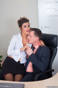 Hairy Pussy Pounded Office 2021 BraZZers Adult Video 720p HDRip 450MB Download & Watch Online