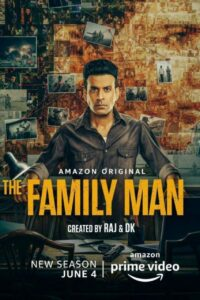 The Family Man 2021 S02 Hindi Amazon Original Complete Web Series 480p HDRip 1.3GB Download & Watch Online