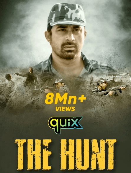 The Hunt 2021 Hindi S01 Complete Web Series 480p HDRip 600MB Download & Watch Online