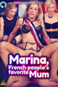 Marina, French People's Favorite Mum 2021 English Adult Movie 720p WEBRip 961MB Download & Watch Online