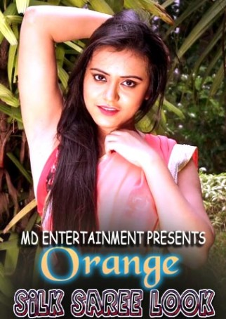 You are currently viewing Orange Silk Saree Look 2021 MDEntertainment Originals Hot Fashion Video 720p HDRip 110MB Download & Watch Online