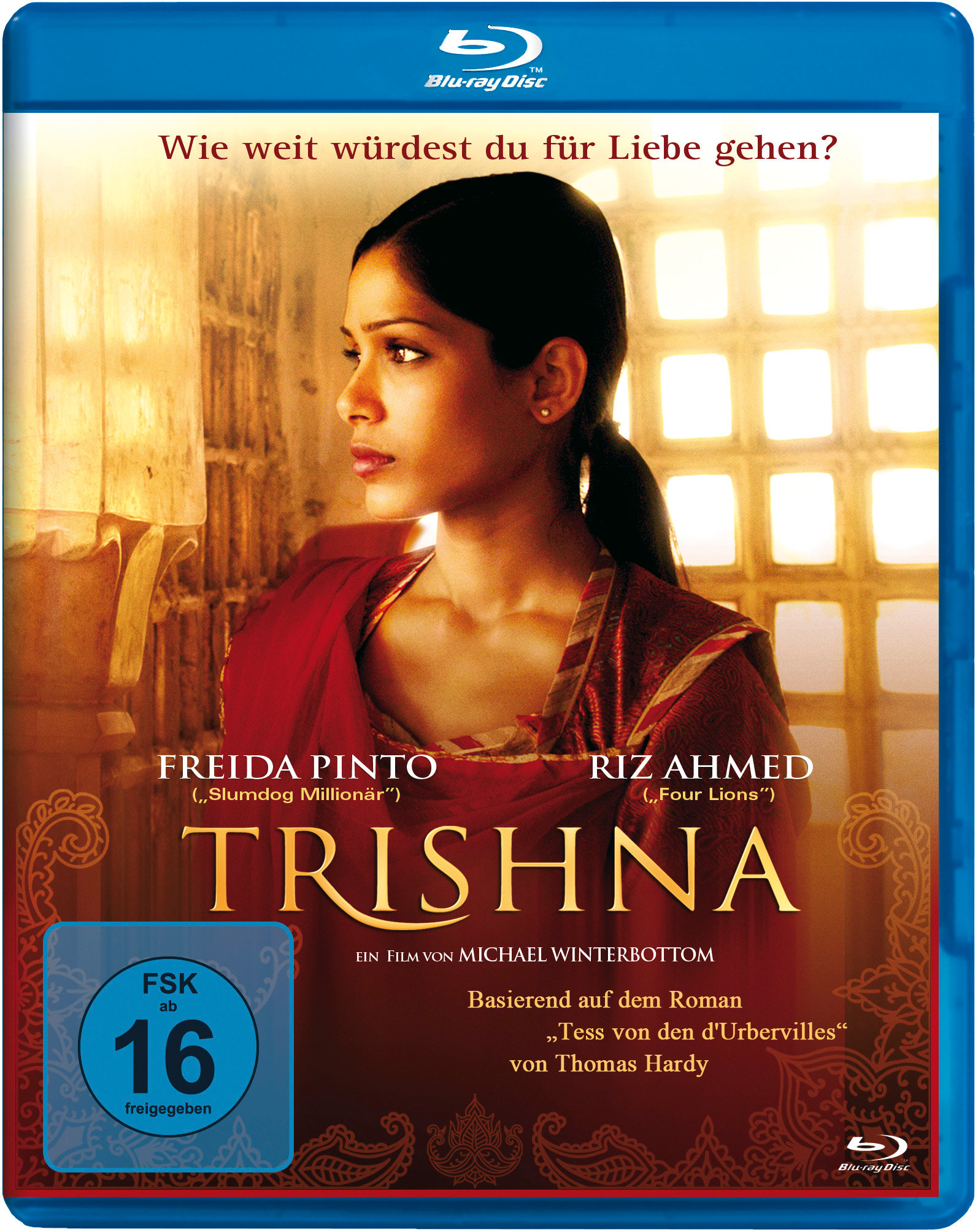 You are currently viewing Trishna 2011 English Hollywood Movie ESubs 720p BluRay 550MB Download & Watch Online