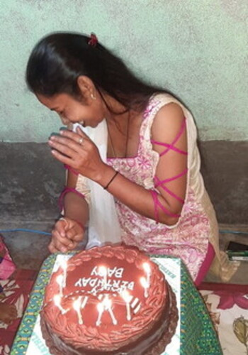 You are currently viewing Sexy Puja Boudi Fucked 2021 Birthday Special Hindi Adult Video 720p HDRip 130MB Download & Watch Online
