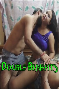 Double Benefits 2021 SilverVally Hindi Hot Short Film 720p HDRip 200MB Download & Watch Online