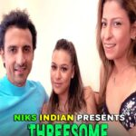 Threesome Sex With Bastard 2021 NiksIndian Adult Video 720p 480p HDRip 270MB 90MB Download & Watch Online